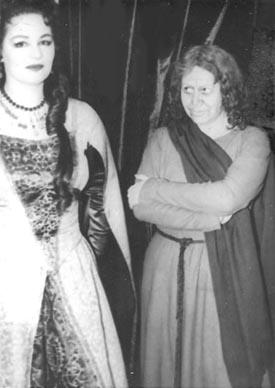 Hrvatska dama, 1958 DAMA KOJA